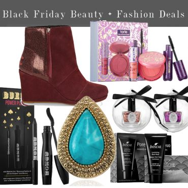 Black Friday Beauty and Fashion Deals 2014
