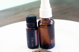 Recipe for DIY Vitamin C Toner with Green Tea and Lavender