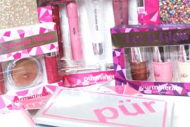 Pur Minerals cosmetic sets for holiday 2014