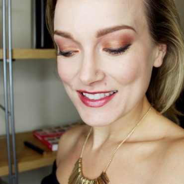holiday makeup look 2014