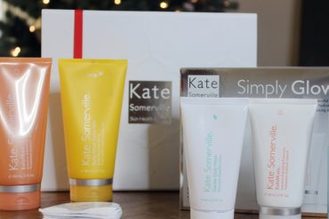 glowing skin holiday sets from kate somerville