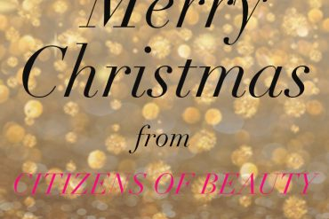 merry christmas from citizens of beauty