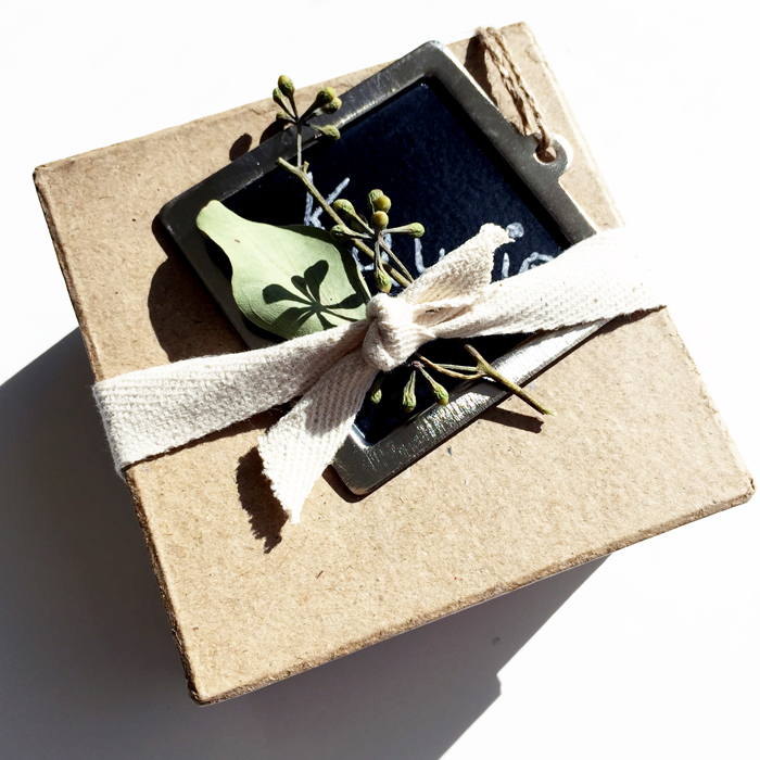 Make a Beauty Sample Gift Box by Citizen's of Beauty