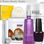 6 Winter Beauty Staples