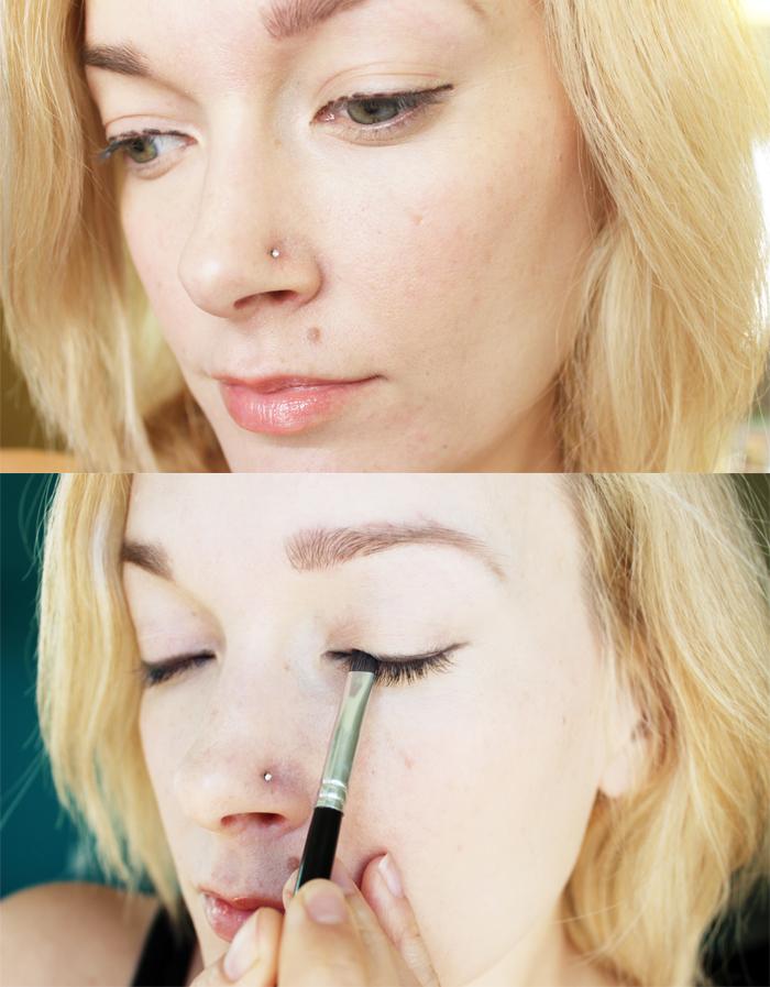 How To Apply Black Eyeliner Easily