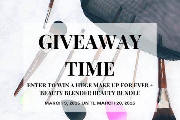 beauty bundle giveaway