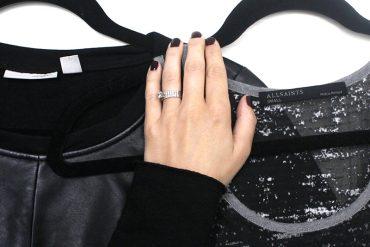 sally hansen gel nail polish review