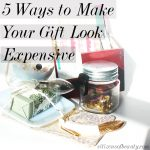 5 Ways to Make Your Christmas Gift Look Expensive