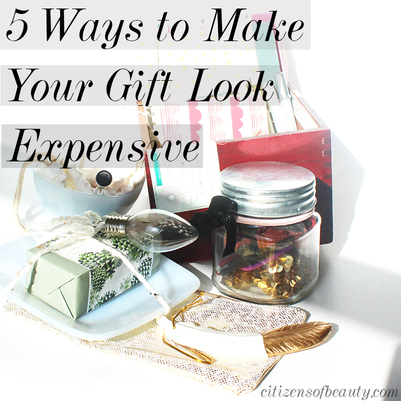 Exceptional What To Do For Christmas Instead Of Gifts #1: How-to-creatively-gift-inexpensive-small-gifts-together-to-make-them-all-look-expensive.jpg