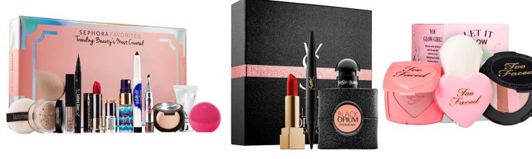 holiday makeup sets from sephora that are the best
