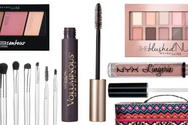 Basic Makeup Essentials for teens for every day use
