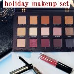 Review Ciate London Chloe Morello Holiday Makeup Set Swatches and Look