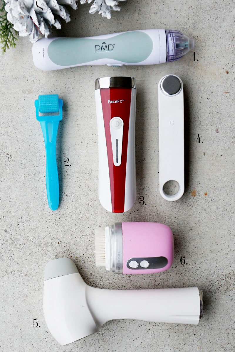 anti-aging skincare gadget gift guide for Christmas