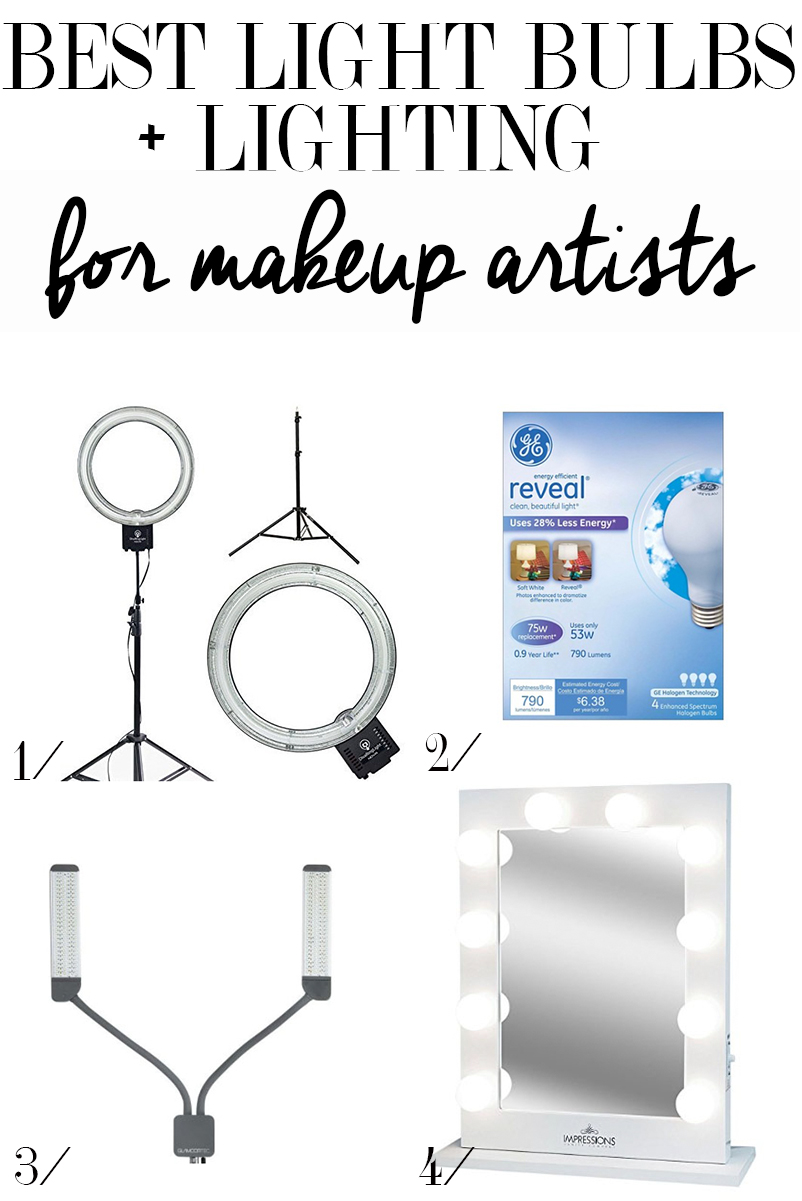 Professional Makeup Lighting Fixtures