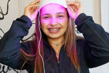 how to use acne lighttherapy to reduce blemishes
