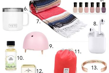 Trendy Amazon prime mothers day gift ideas for last minute presents for modern moms.