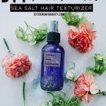 DIY Mermaid Sea Salt Hair Texturizer Spray