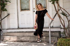 15 black summer dress