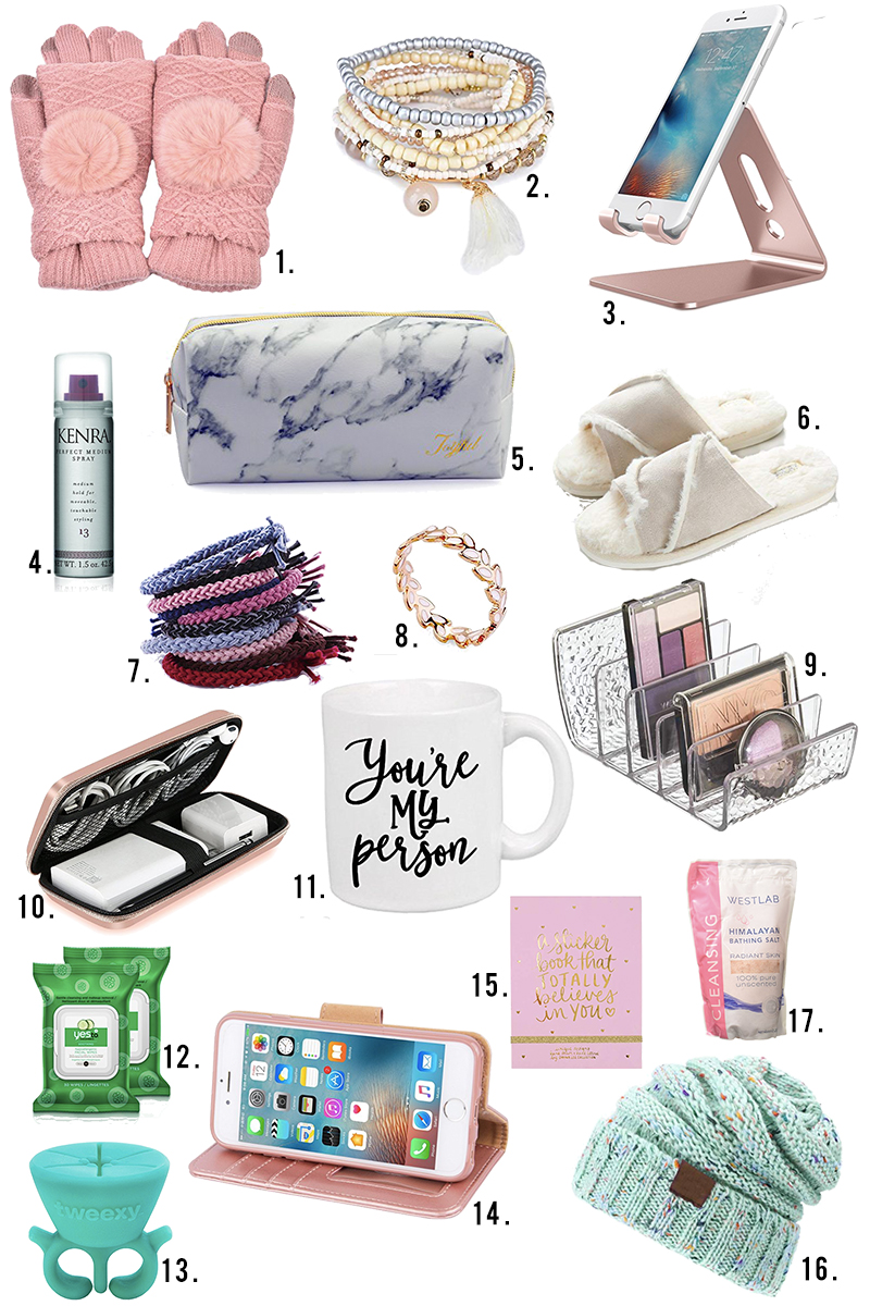 Stocking Stuffers And Small Holiday Gifts Under 10 Dollars