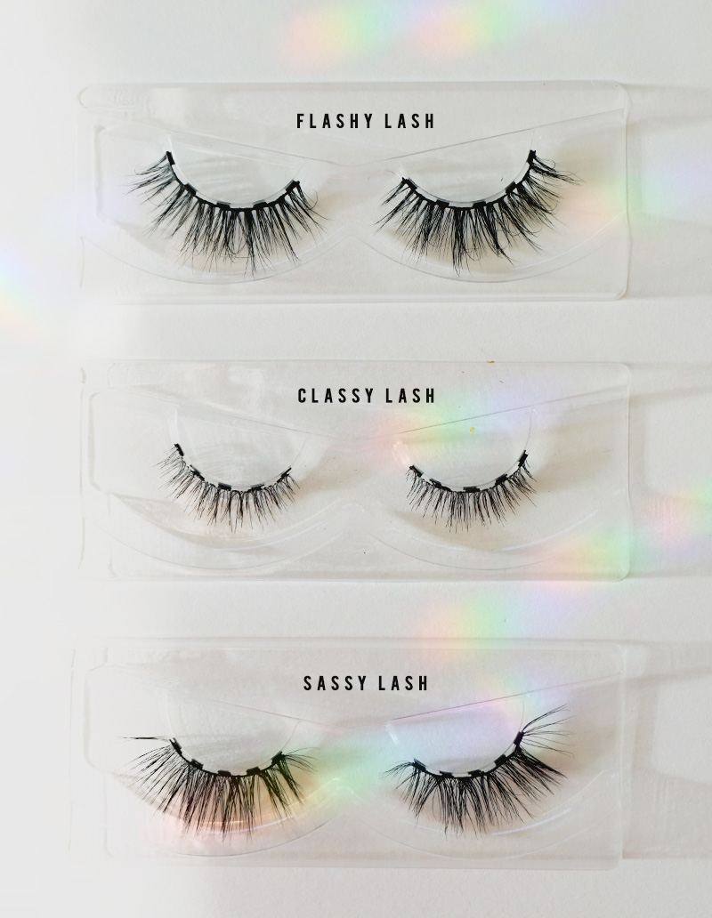 Check out how to use the Classy sassy and flashy lashes with Moxie Lash magnetic eyeliner and lashes.