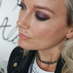 Fall Smoky Plum Eyeshadow Tutorial