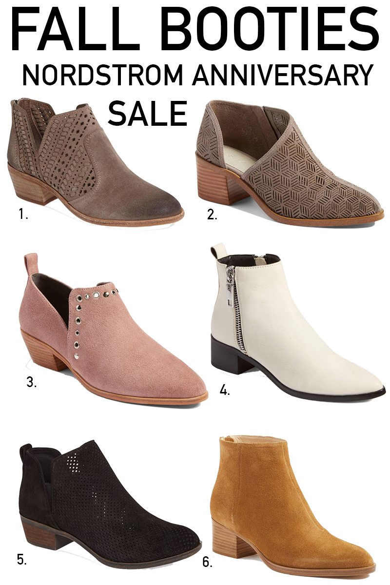 Popular Fall Boots Nordstrom Anniversary Sale 2017