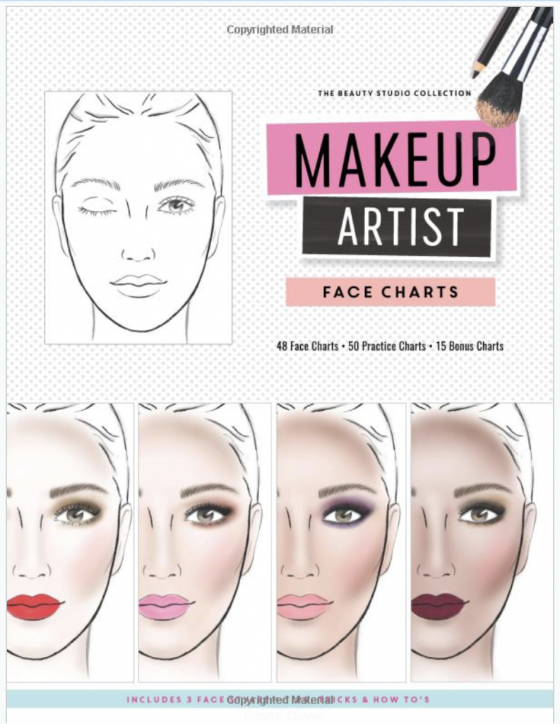 Basic makeup tutorial nook for you to buy!