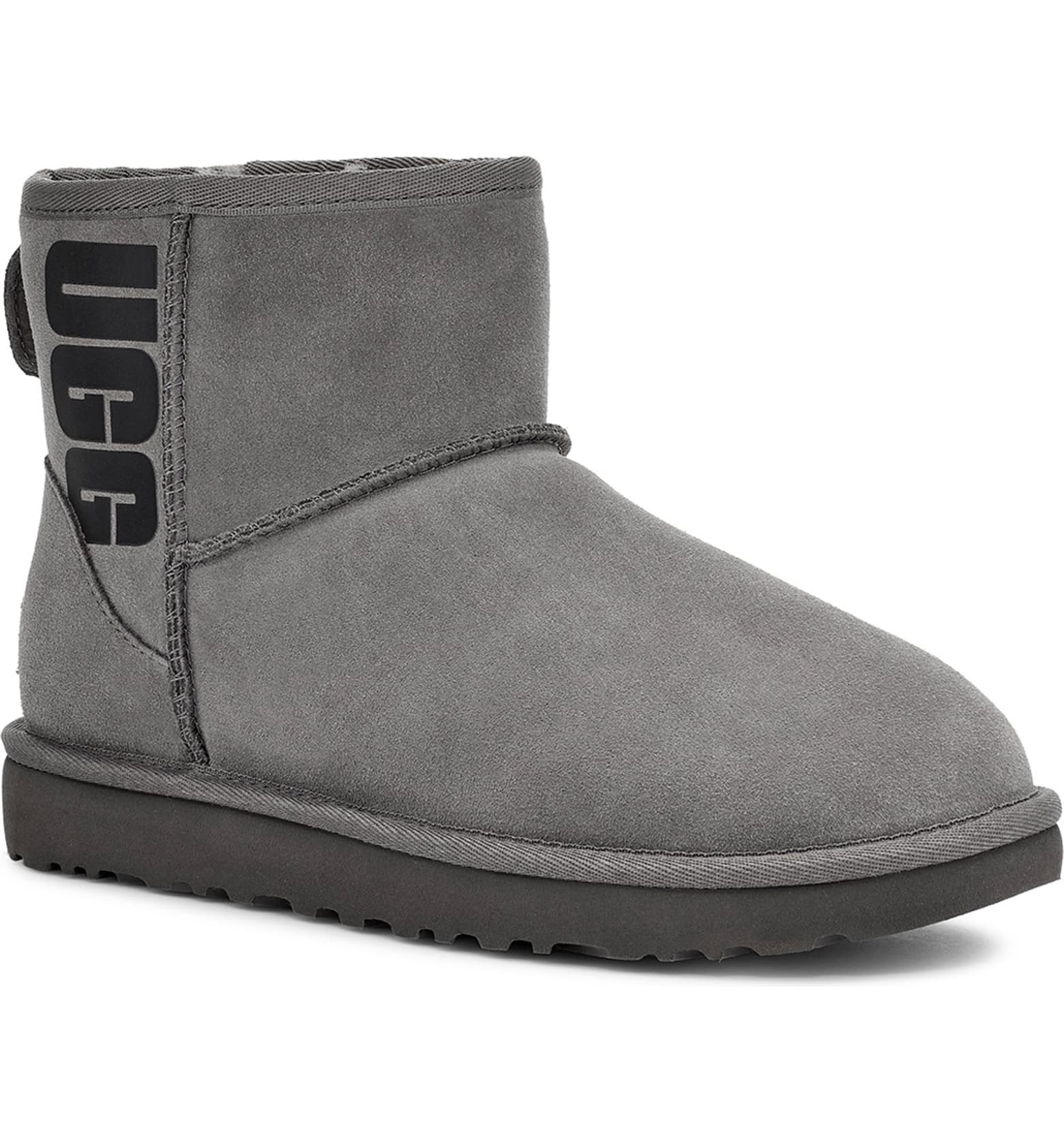 Newly designed cozy fall Ugg boots are perfect for cozying up on a crisp autumn day.