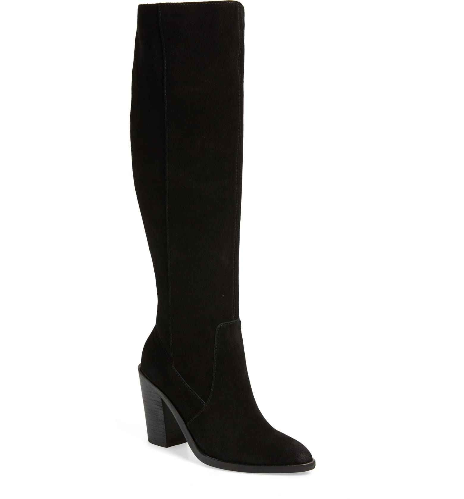 Over the knee and knee high boots are on trend for fall 2019--here are a few of the most wanted.