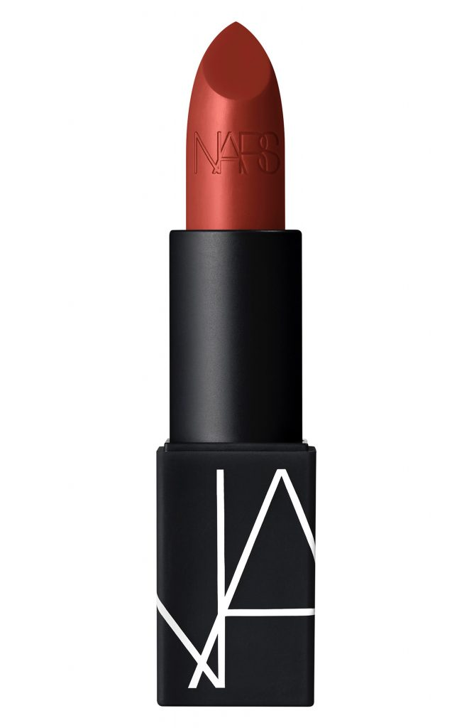 NARS immortal red lipstick is your go-red for that deep red lip we all love.