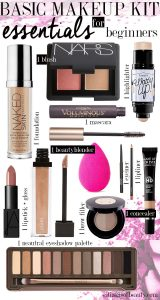 Here are the basic makeup kit essentials you need to get you started on having a killer makeup kit!