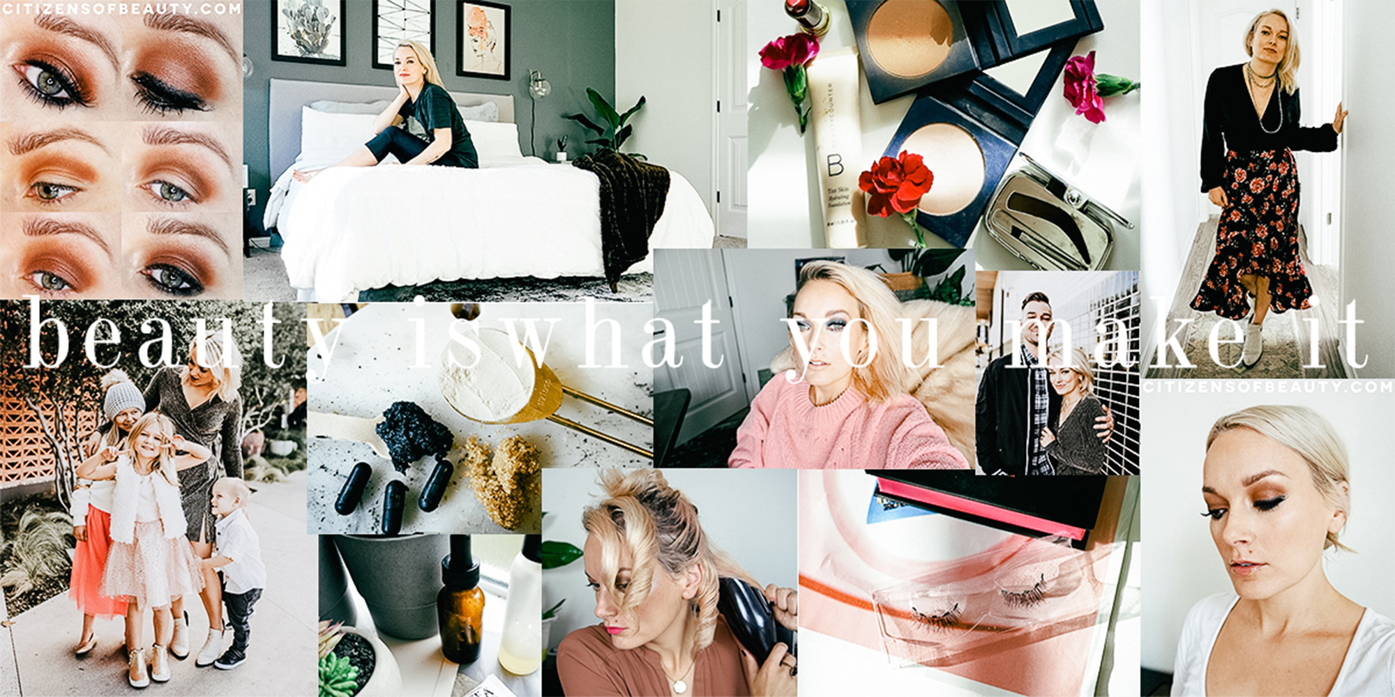 beauty and lifestyle blogger, Kendra stanton shares her makeup, beauty, skincare and style tips.