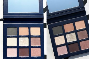 beautycounter romantic eyeshadow palette review