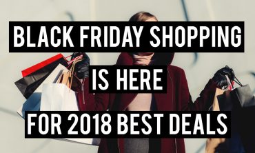 black friday shopping steals and deals with beauty and lifestyle blogger