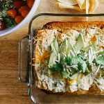 Chipotle Infused Butternut Squash Chorizo Enchiladas Recipe