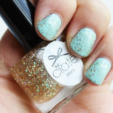 Ciate london nail polish review with beauty and lifestyle blogger, Kendra Stanton