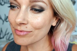 Holiday Nudes Makeup look with Beautycounter