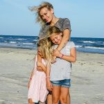 Our Last Minute Beach Family Vacay with Kids in Galveston, TX