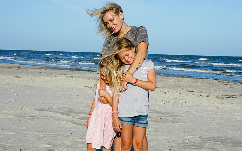 Our Last Minute Beach Family Vacay With Kids In Galveston -2361