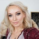 Thanksgiving GRWM Makeup and Hair