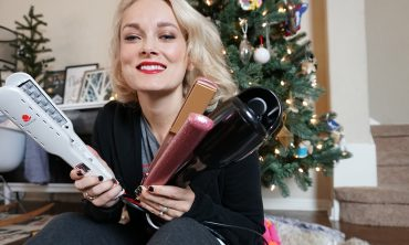 hair styling tools christmas