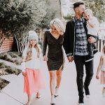 What We Wore  Holiday Family Photos Style