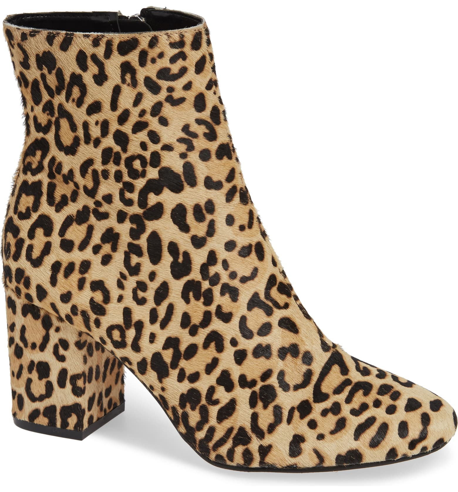 Halogen Leopard print booties are popular right now for fall 2019 autumn boot trends!