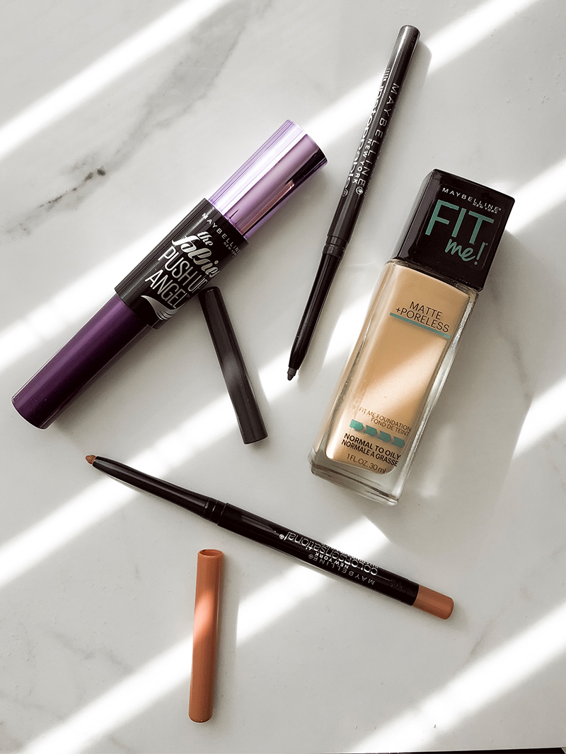 Try budget friendly drugstore cosmetics from Maybelline. Check out a few must-have products.
