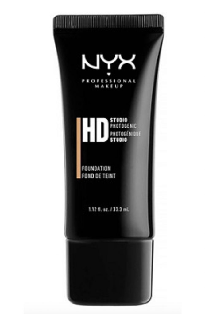 Is NYX foundation right for you? Find out if this HD formula is right for your skin type with beauty and lifestyle blogger, Kendra Stanton.