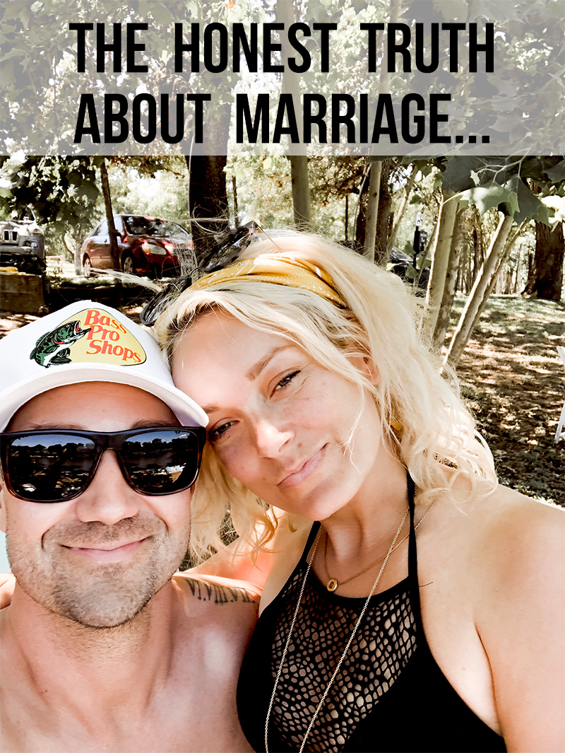 Here's the honest truth about marriage and my experience 12 years in.
