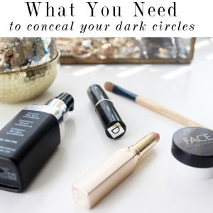 Here are the basic makeup tips to concealing really dark under eyes!